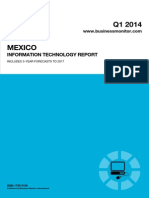 BMI Mexico Information Technology Report Q1 2014