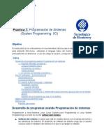Lab 07IOSystemProgramming