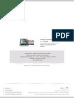 Redes Atencionales y Sistema Visual Selectivo