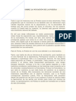 Rene Menard Reflexiones Sobre La Vocación de La Poesía