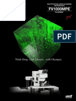 FV1000MPE Multiphoton Laser Scanning Microscope