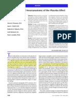Neuroanatomia Funcional Del Placebo