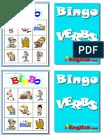 Verbs1 Bingo