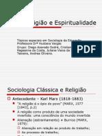 TESE – Religião e Espiritualidade