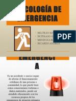 Psicologia de Emergencia Clinica III