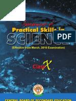 Science Class x Prskill Exam2010