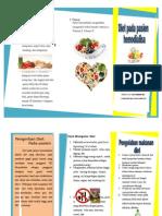 Leaflet Diet