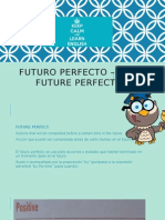 Futuro Perfecto – Future Perfect