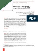 Artigo - Relações étnico-raciais e psicologia