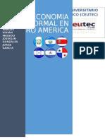 Economia Informal en Centro America