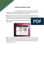 Manual Ubuntu 12.04