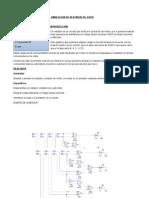 Practica 2 Simulacion de Restador de 4 Bits