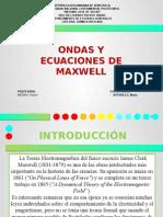 Ondas y Ecuaciones de Maxwell