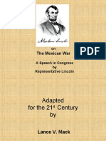 Lincoln on the War