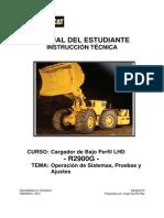 Manual Del Estudiante - R2900G Underground Serie G