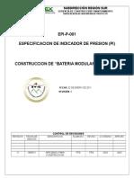 EPI-P-001
