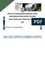 RPT DST TAHUN 3