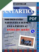 Revista Territorio Antártico 2015 5ta ed.