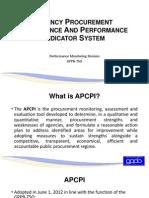 APCPI Presentation-SUCs-13 AUG 2015