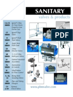 Products Valves Sanitary Pbm Series 9, 2 Way