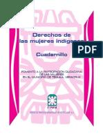 PublicacionesDerechosdelasmujeresindigenas
