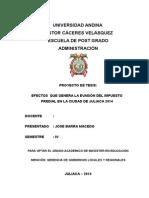 """""""EL EVASION DE IMPUESTOS PREDIAL.doc"""