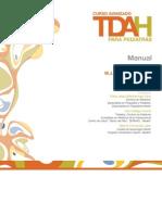 Manual Curso Avanzado Tdah Para Pediatras