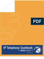 Ip Telephony Cookbook