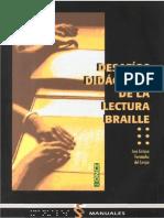 Desafios Didacticos Lectura Braille