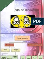 DEBATES TIPOS TÉCNICAS Tcnicasdedebate 090620223353 Phpapp02