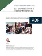 Desigualdad y descapitalización  la ilusión del crecimiento económico.pdf