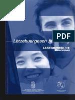 01 Lëtzebuergesch Fir All Dag. Book 1 Exercises