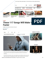 These 117 Songs Will Make You Run Faster _ Fitness _ MensHealth