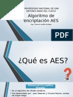 Encriptación AES