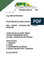 Practicas electrónica