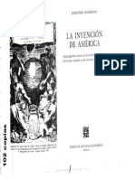 O_GORMAN, Edmundo - La Invención de América