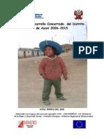 PDCD AYAVI 2006 - 2015