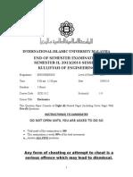 Final Exam ECE 1312 Question Sem-2 2013-2014