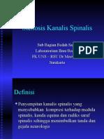 Stenosis Kanalis Spinalis.ppt