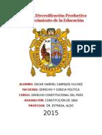 Constitucion Peruana de 1860