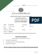 Mid Exam ECE 1312 Question S1 1112