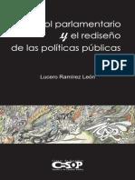 Lucero Ramírez León_ El Control Parlamentario y el rediseño de las políticas públicas