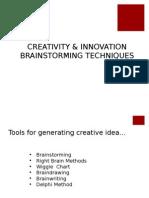 5a Brainstorming Techniques