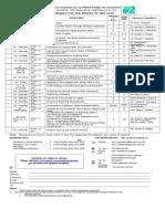 Training-calendar May 2015