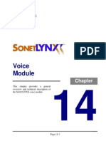 SonetLynx Technical Overview Sect 14