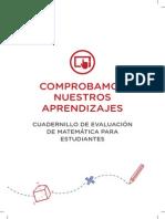 PDF Cuadernillo MATEMÁTICA Estudiante