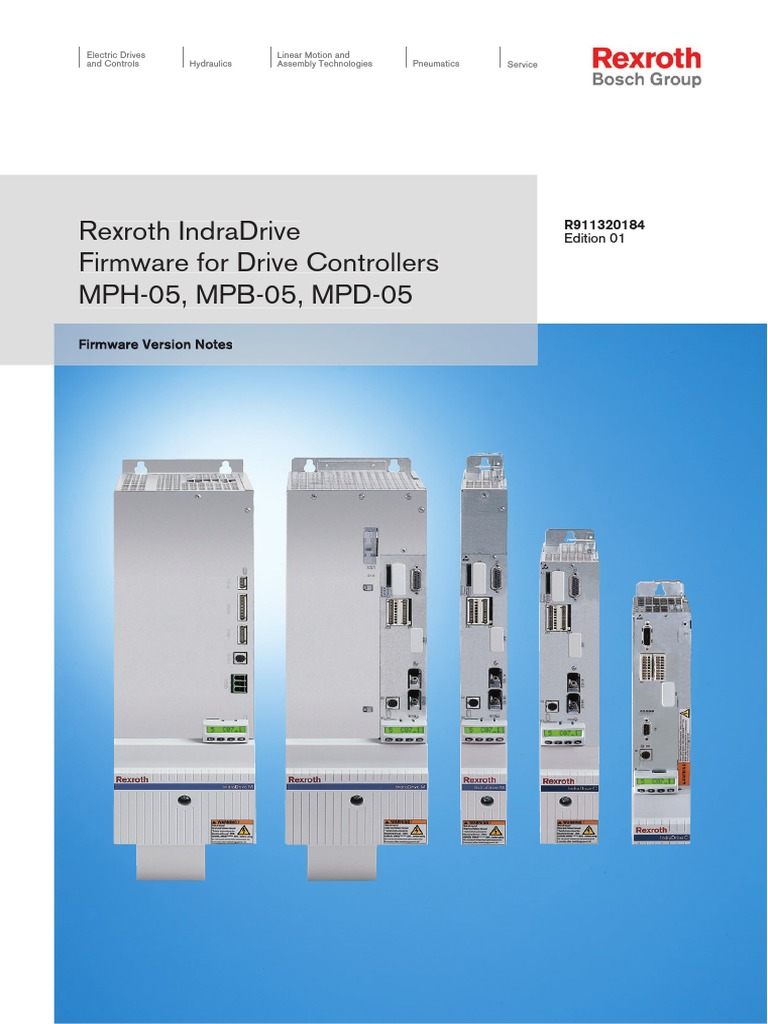 Image Is Loading Bosch Rexroth Eco Drive Dkc 3 040 7