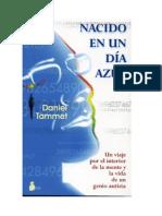 Daniel Tammet - Nacido en Un Dia Azul