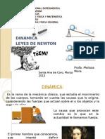 Leyes de Newton Dinamica
