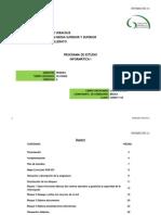RF Informatica I